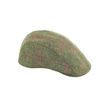 Gorra Campera combinada verde