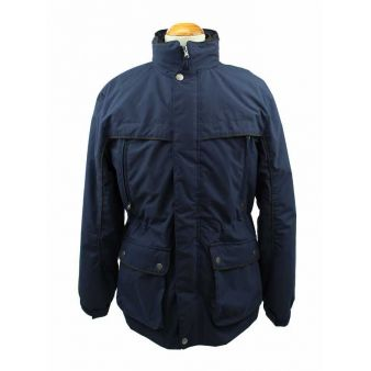 Doñana model navy parka