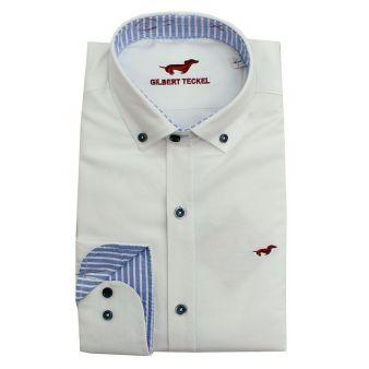 Camisa sport blanca
