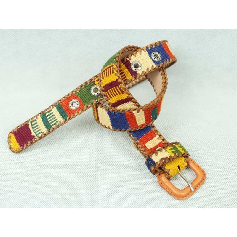 Cinturón niño multicolor