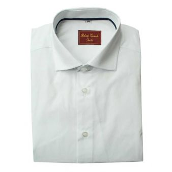 Boy's white shirt