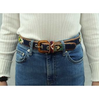 Navy boy's belt