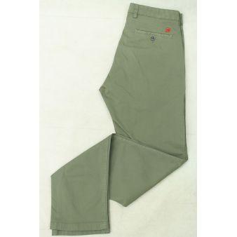 Gentleman's khaki trouser