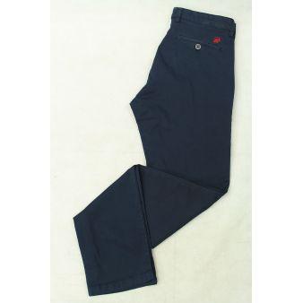 Gentleman's navy trouser