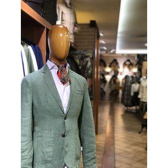 Green Torino blazer