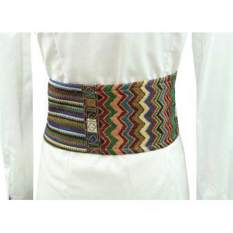 Small coloured sash