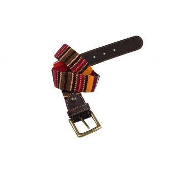 Cinturon multicolor
