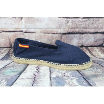 Esparto loafer in navy with...