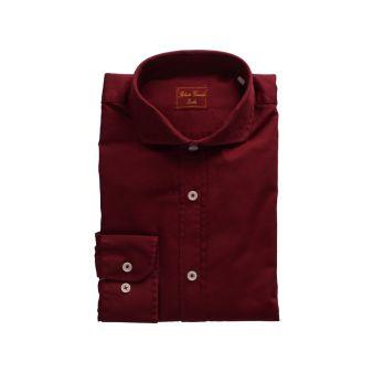 Gentleman's burgundy shirt