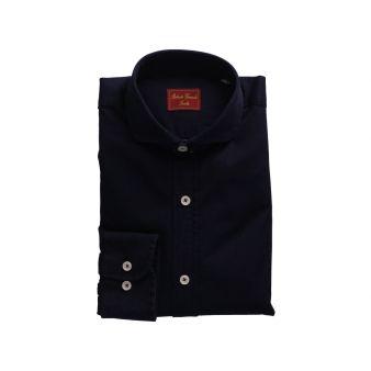 Gentleman's navy blue shirt