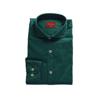 Camisa hombre verde