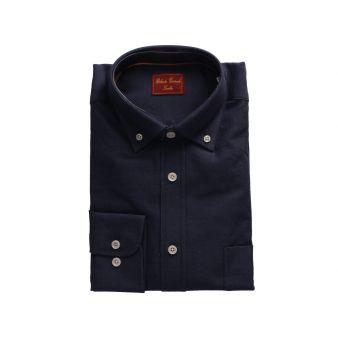 Gentleman's serge blue shirt