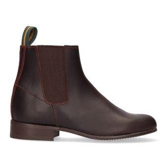 Boy's short zipper boot