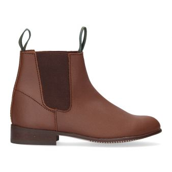 Short boy's leather elastic...
