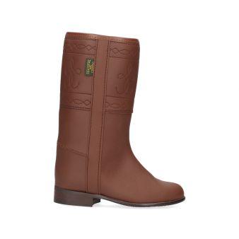 Closed boy's boot