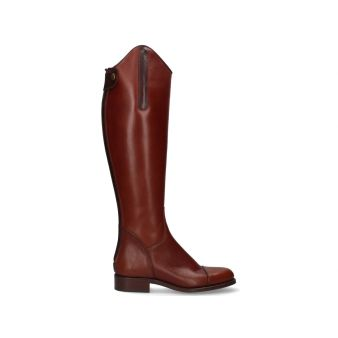 Lady's leather riding boot...