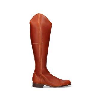 Hazelnut colour riding boot...