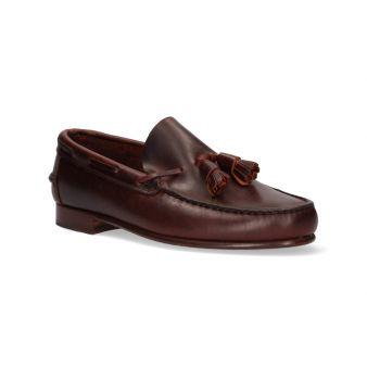 Seahorse tassel loafers