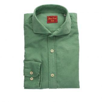 Camisa micropana verde