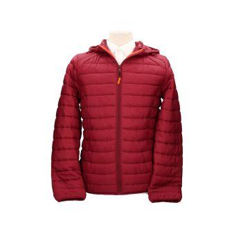 Nico model cherry jacket
