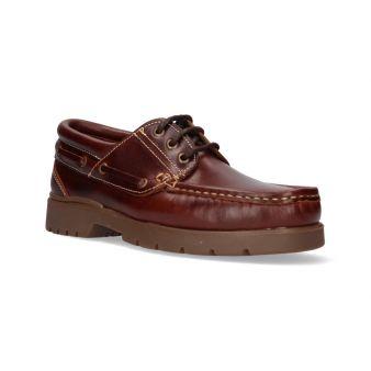 Zapato Náutico Cuero