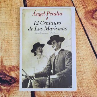 """Libro """"El Centauro de las..."""