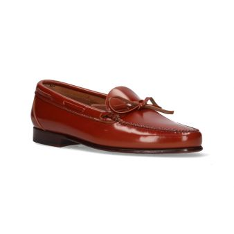 Nobel bow loafers