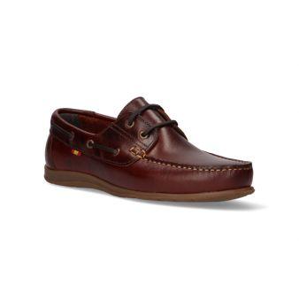 Seahorse lace-up shoe
