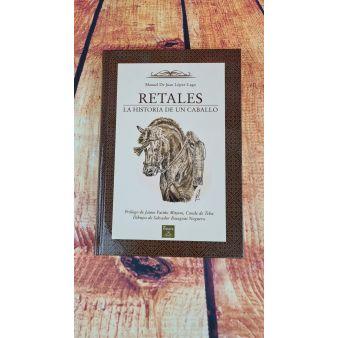 """Libro """"Retales, la historia..."""