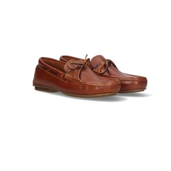 Brandy bow loafer