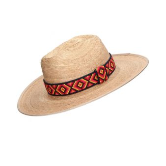 Sombrero Cow-boy cinta Perú