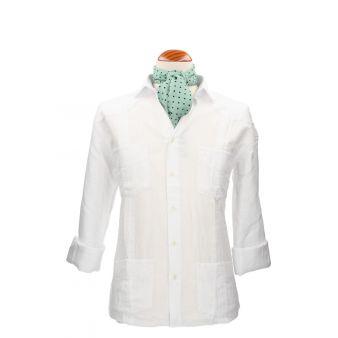 Cuban white shirt