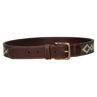 Cinturón guarda pampa verde