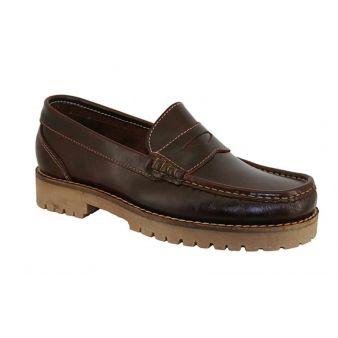 Loafer Leather Shoe Mask