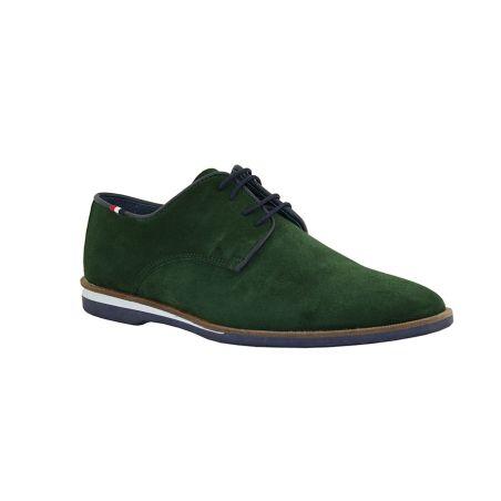 Blucher serraje verde