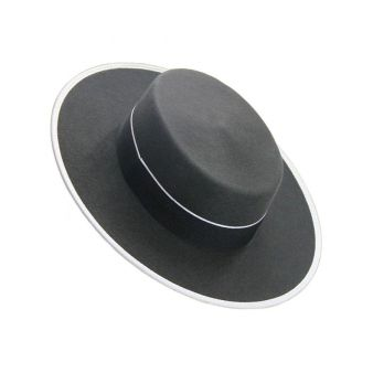 Charcoal grey boy's hat