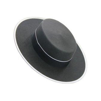 Sombrero lana 120 gr. Marengo