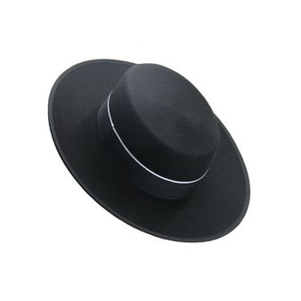 Black boy's hat
