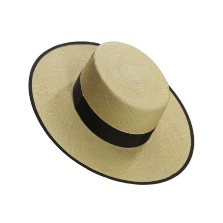 Sombrero Panamá Natural