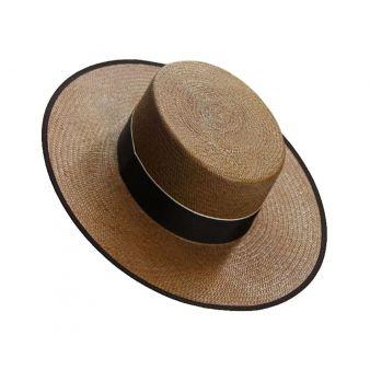Tan Panama Hat