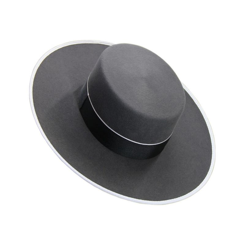 Sombrero lana 180 gr. Marengo
