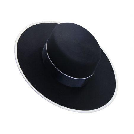 Sombrero Lana Marino
