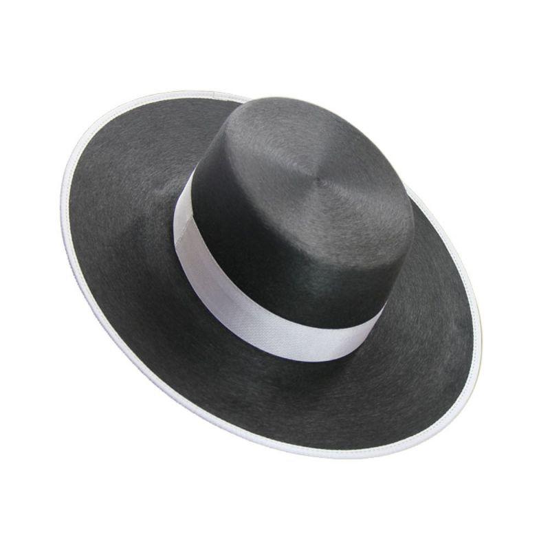 Sombrero Pelo 250 gr. Gris Marengo