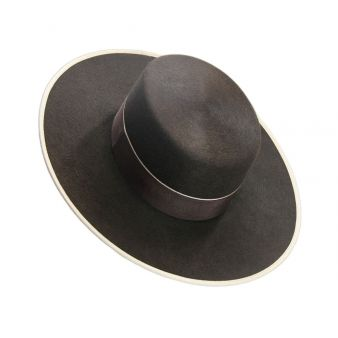 Sombrero Pelo 250 gr. Marrón