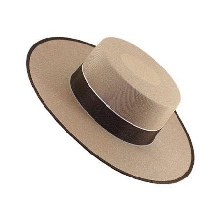 Sombrero Dralón Beig Claro