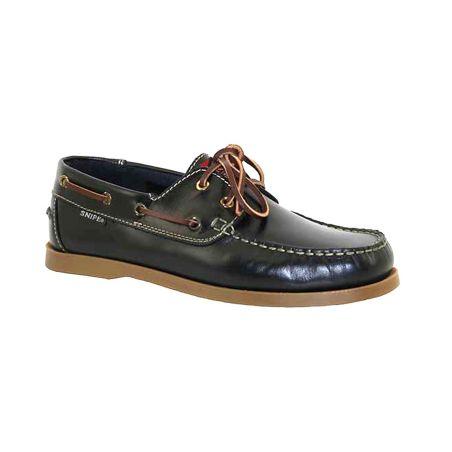 Zapato Snipe Azul