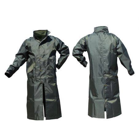 Impermeable Verde