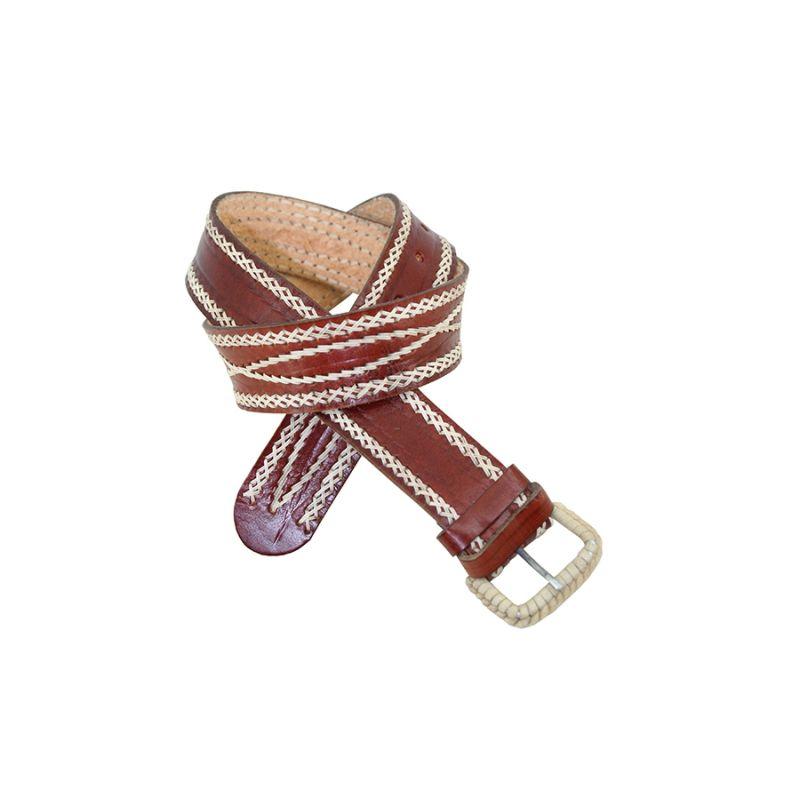 Cinturon pampeano cuero