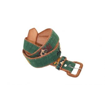Cinturon Naif verde