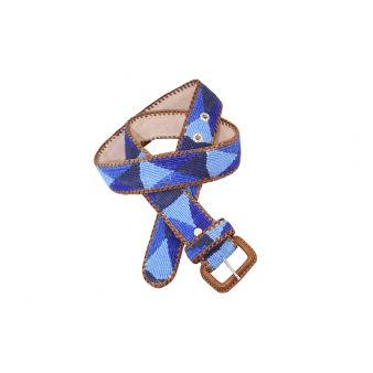 Naif multi-blue belt